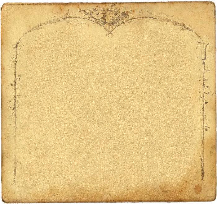 старинный фон для открытки