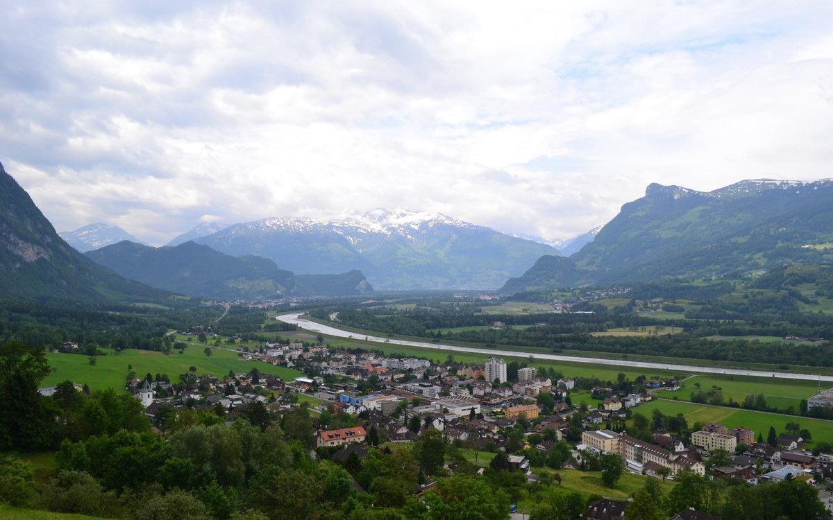 Лихтенштейн фото достопримечательности