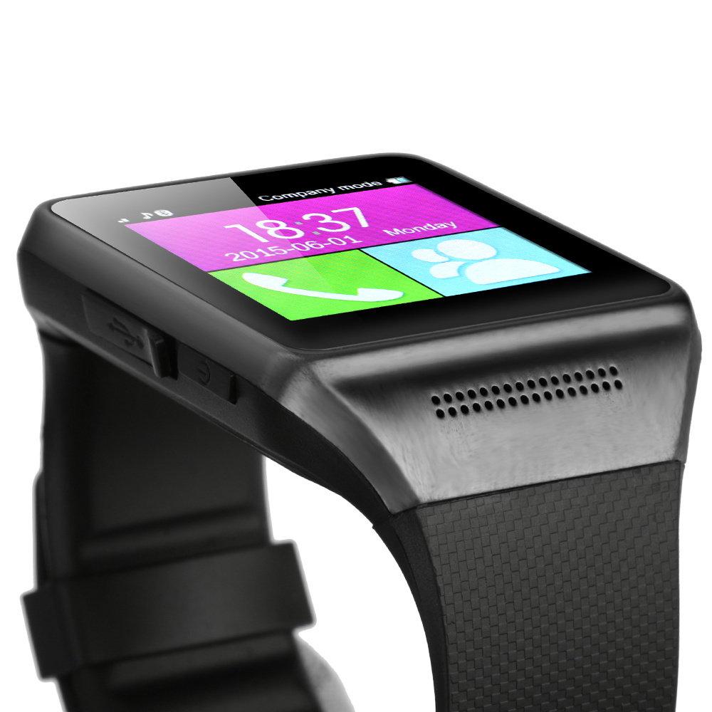 Часы-телефон elari детские fixitime 3 gps/lbs/глонасс/wifi (черные).