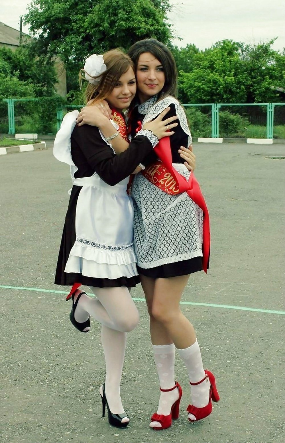 Hot russian school girls 13