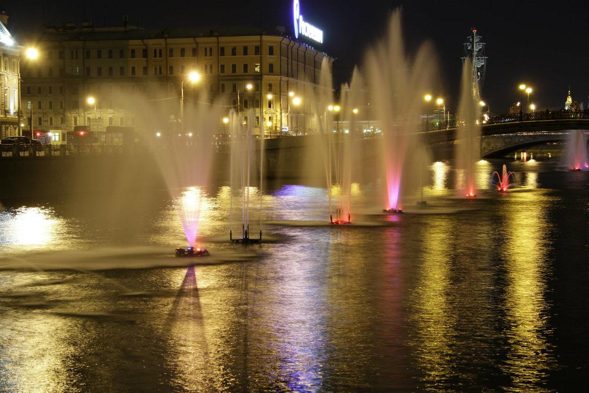 фонтаны москвы фото и адреса информация проектах