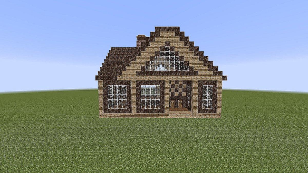 Minecraft как сделать красивый дом фото 575