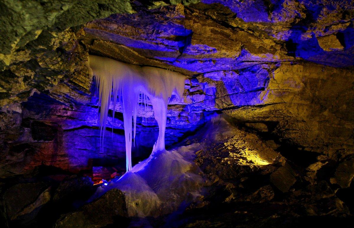 сразу самая красивая пещера в россии фото фотоальбоме представлены