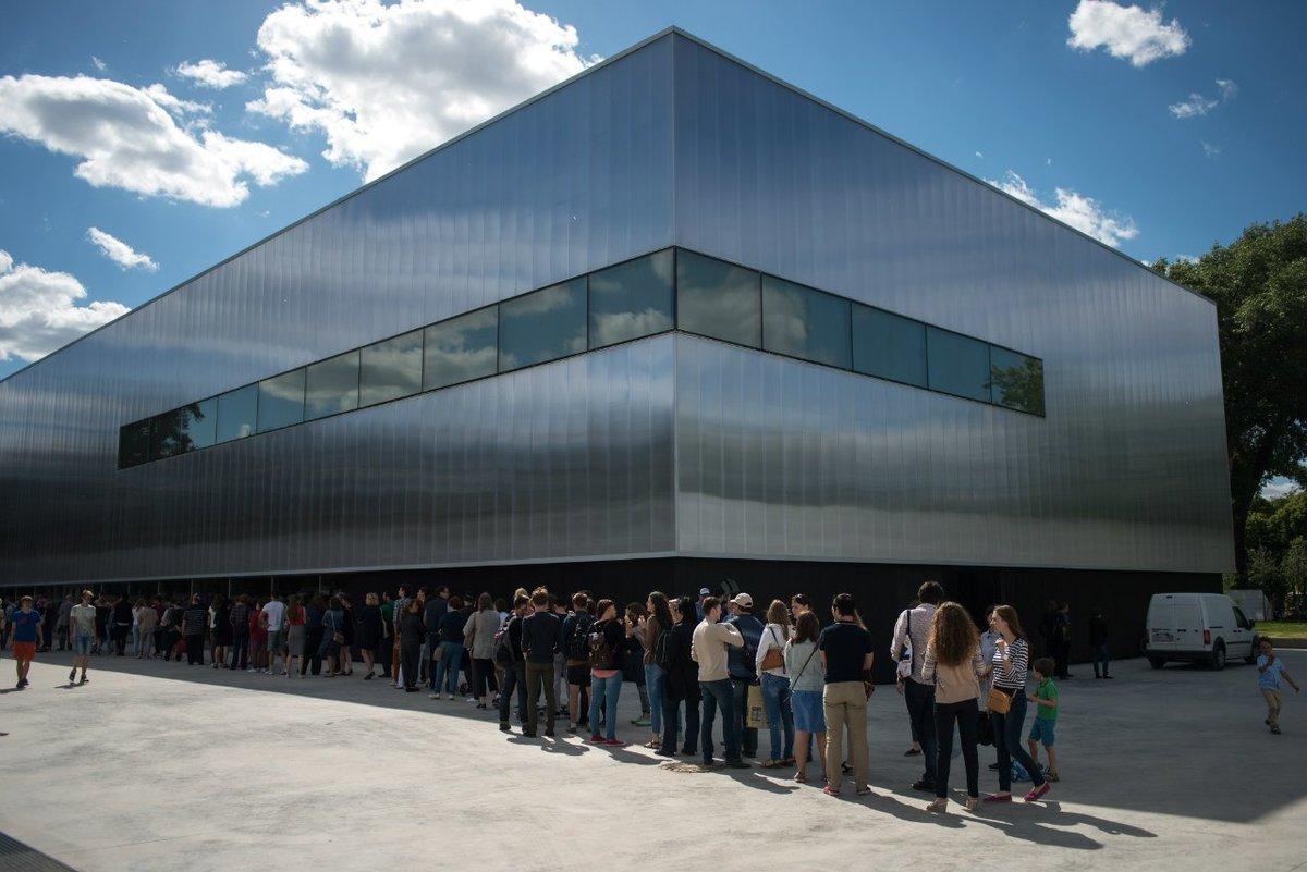 Гараж музей современного искусства москва фото алюминиевая