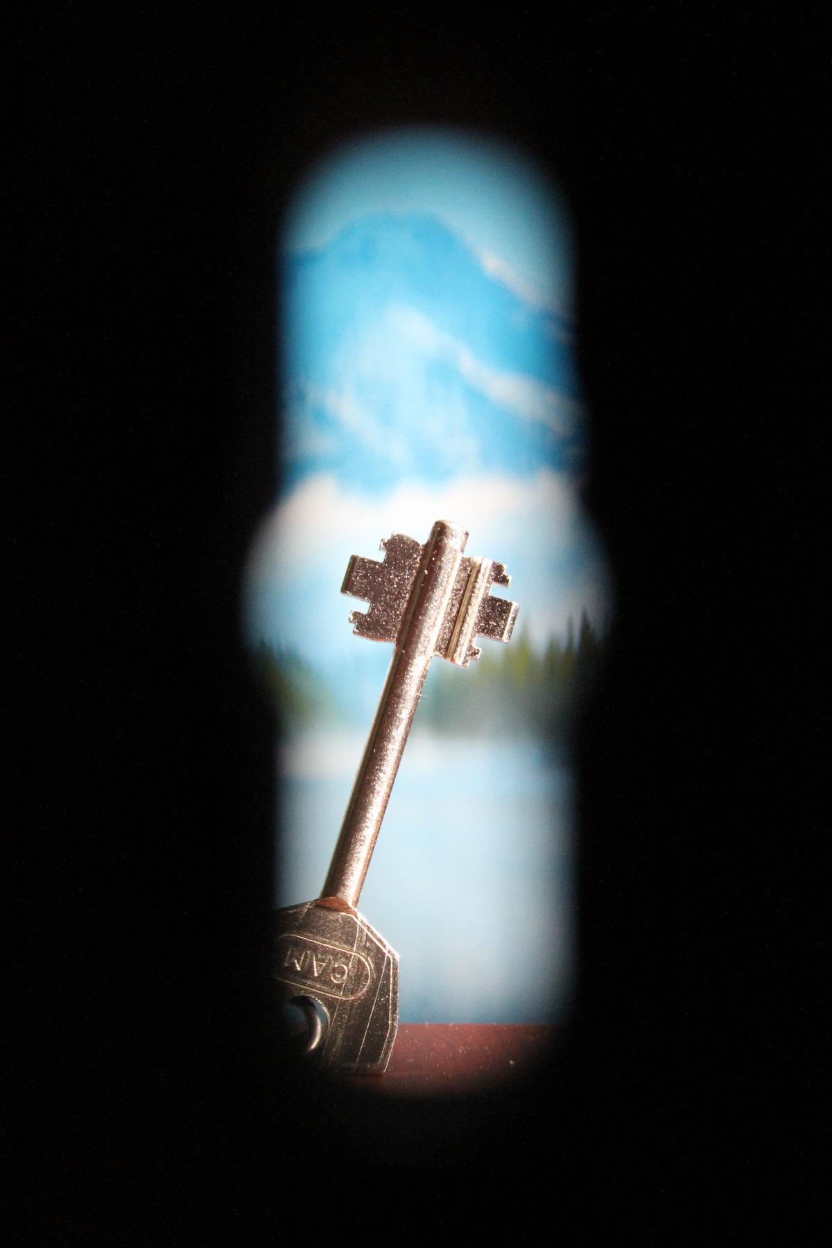 удивительные картинки нашел ключи от рая принимают