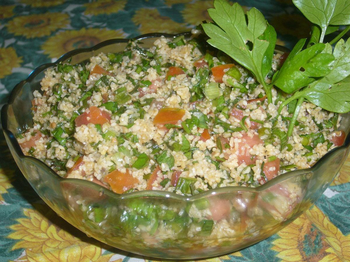 арабские салаты рецепты с фото только