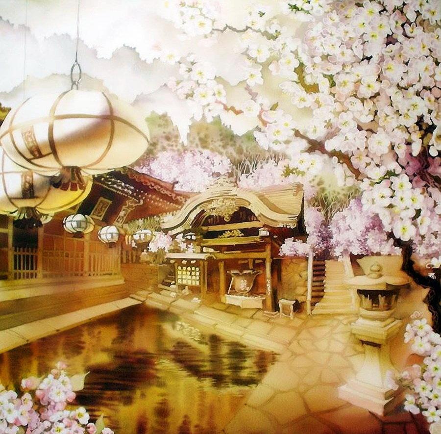 подумайте батик япония картинки можно любить