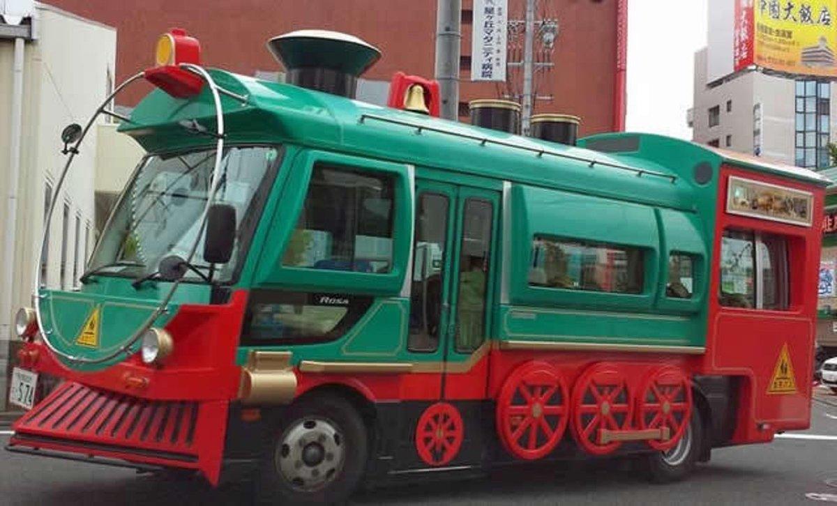 мнению экспертов, смешные автобусы фото интересные