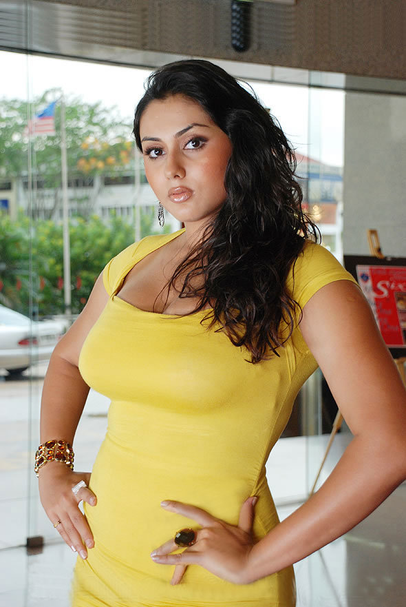 Namitha boobs