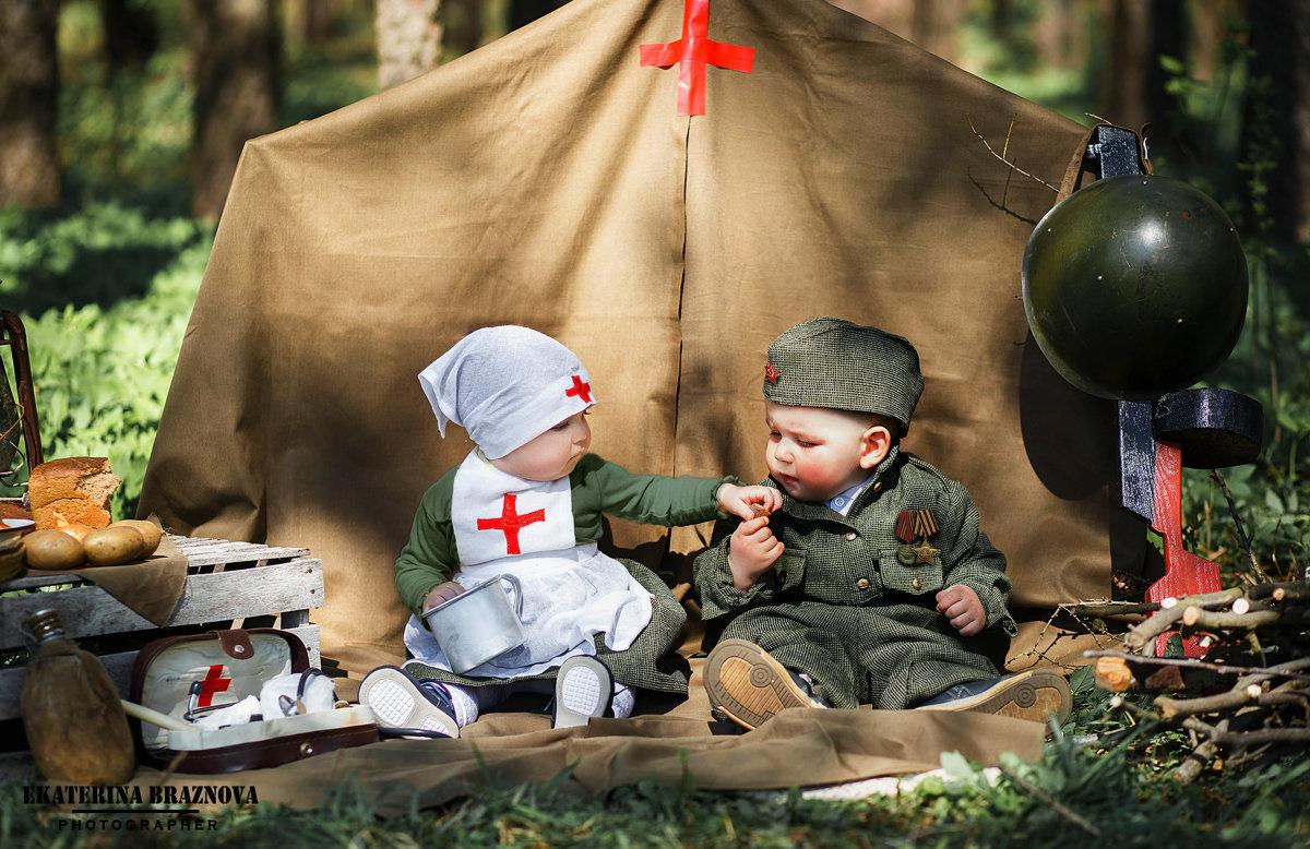мама фотосессия на военную тему чтобы отдых запомнился