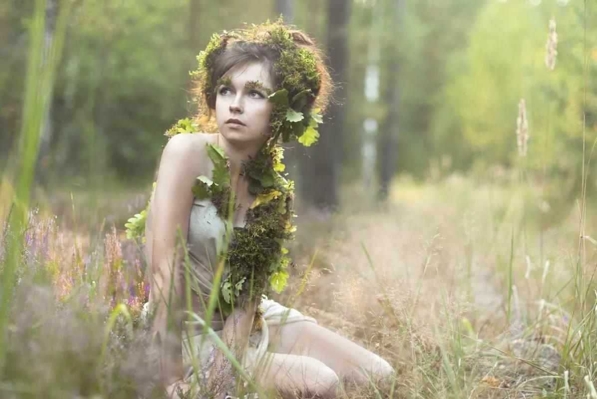 диагональной доске образ лесной нимфы для фотосессии сайдинг елочка можно
