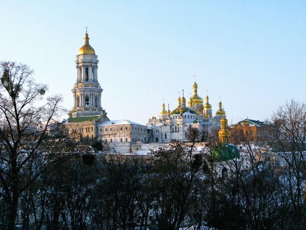 Киево-печерский монастырь фотографии