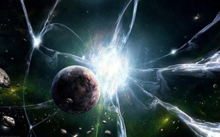 Космос таит в себе немало жутких и чуждых человеческому пониманию загадок