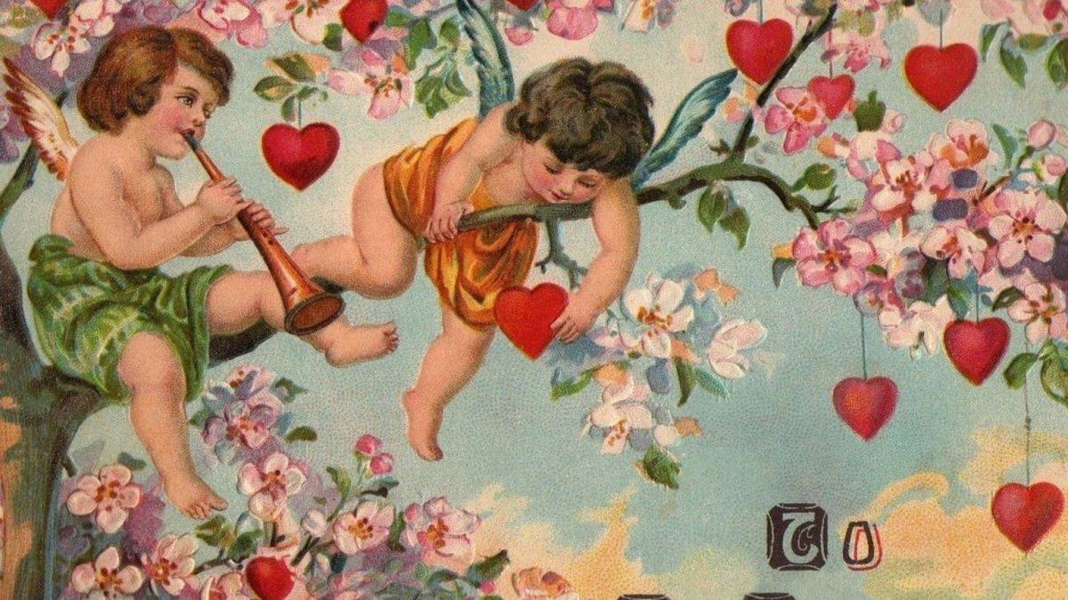Открытки выходом, любовь ангелочки открытки цветочки и вместе на крыше курить