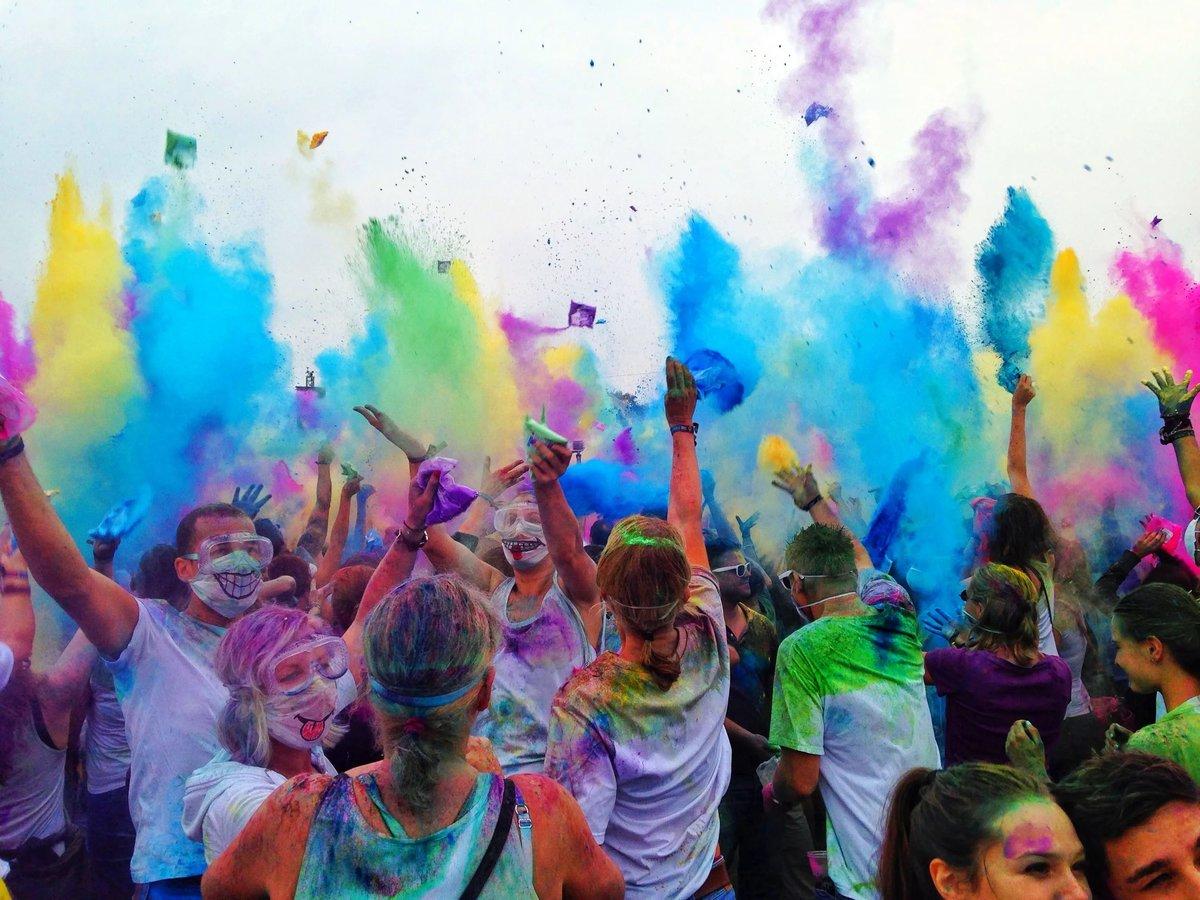 Картинки фестиваль красок