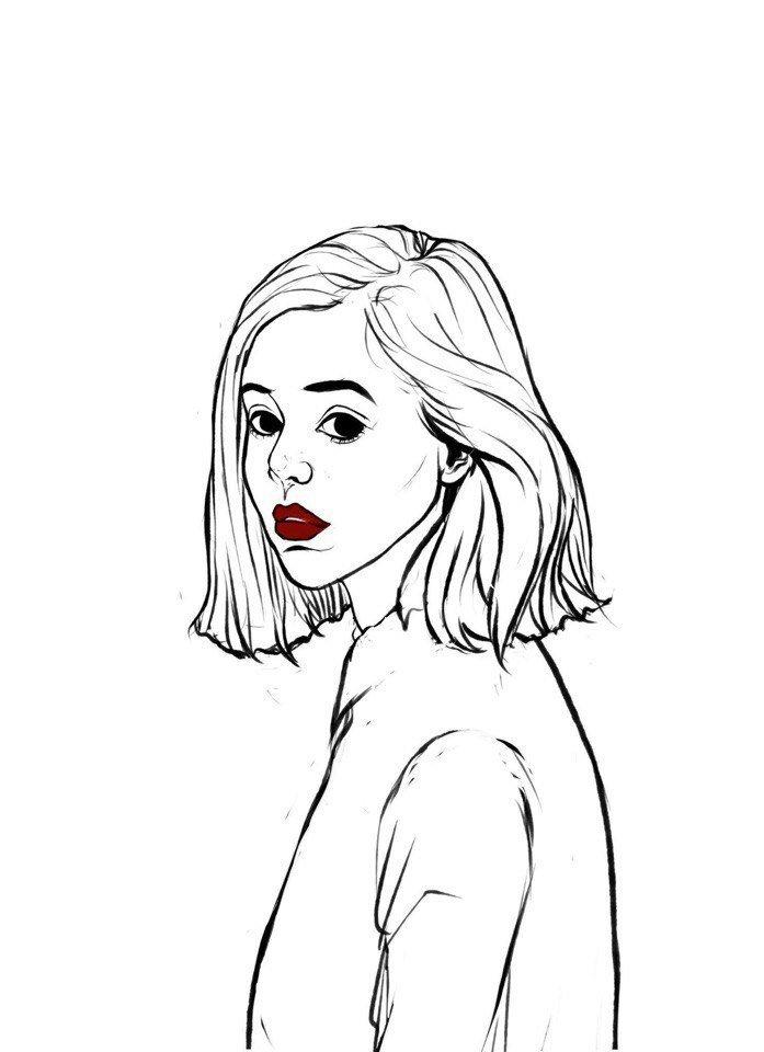 Классные картинки для срисовки простые