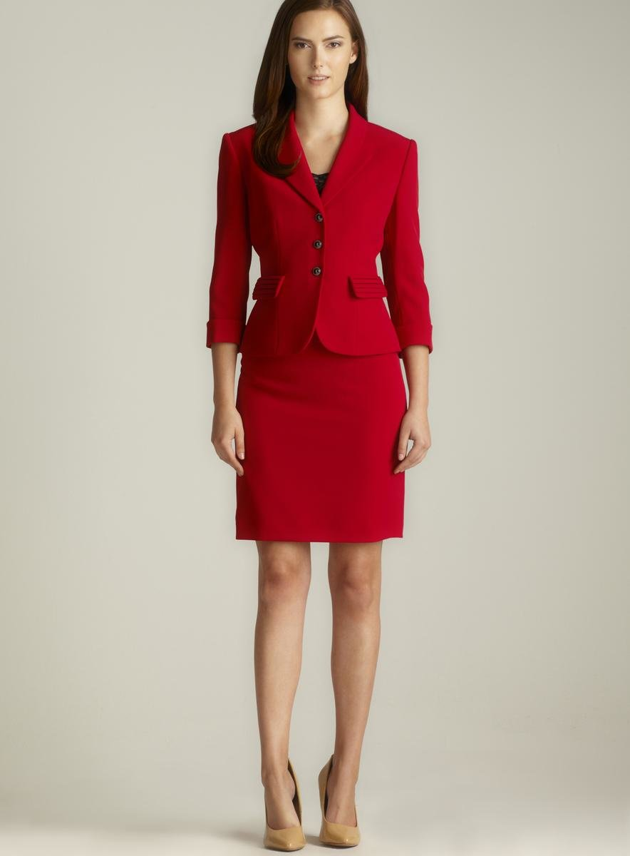 Petite ladies suits — pic 2