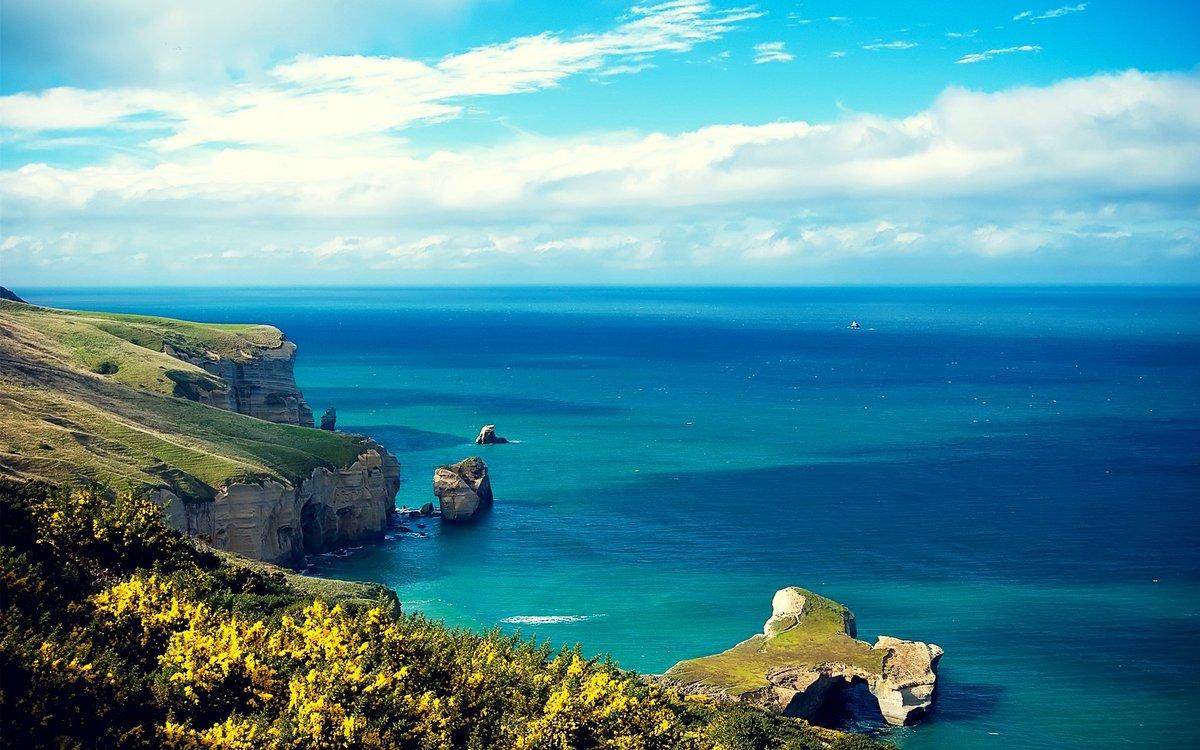 Картинка красота моря, день