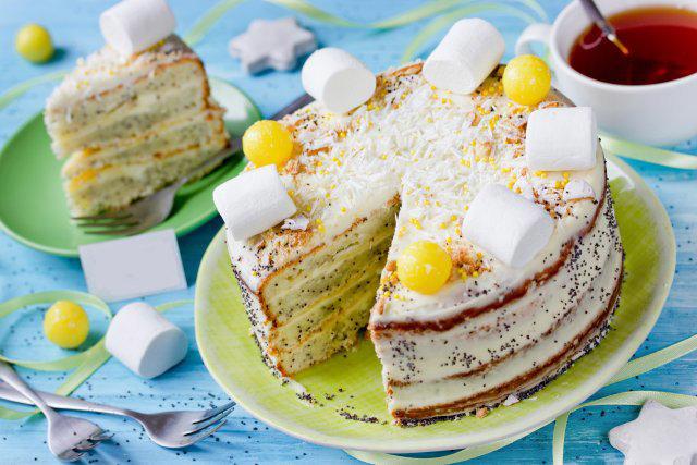 Рецепты тортов - продолжительность: готовим вкусно cook.