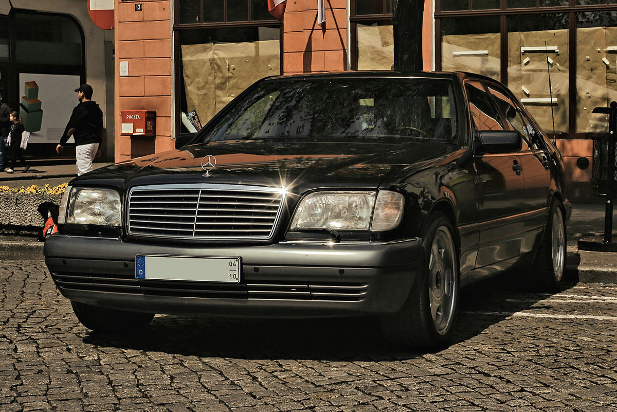 Mercedes Benz W140 S600 20150503 Ac Wiki Card From User Klaus