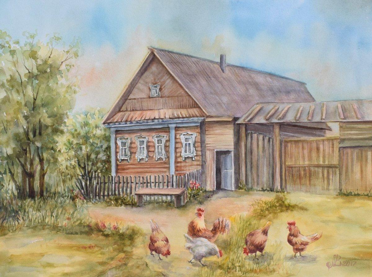сделать картинки или деревенского домашних каждого этих грызунов