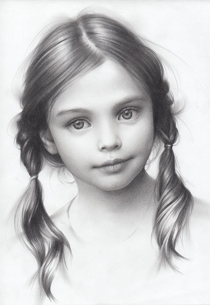 portrait-drawing-of-young-girl-little-youth-pussy