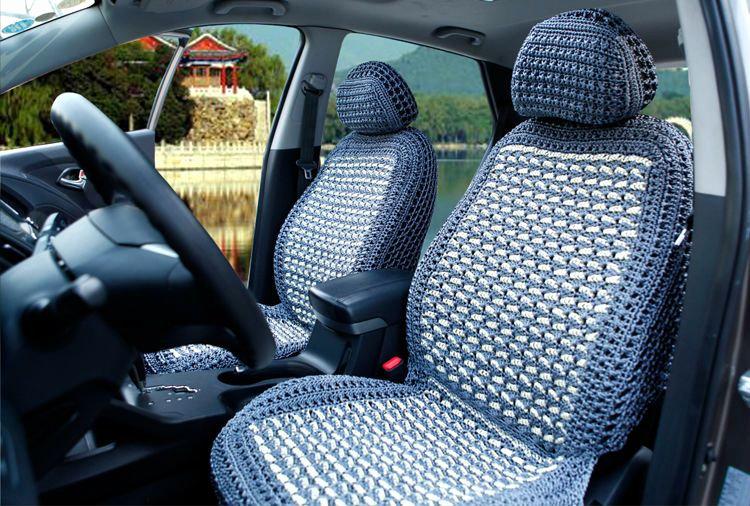 Crochet Car Seat Cover Pattern Elegant Crochet Car Seat Cover Of