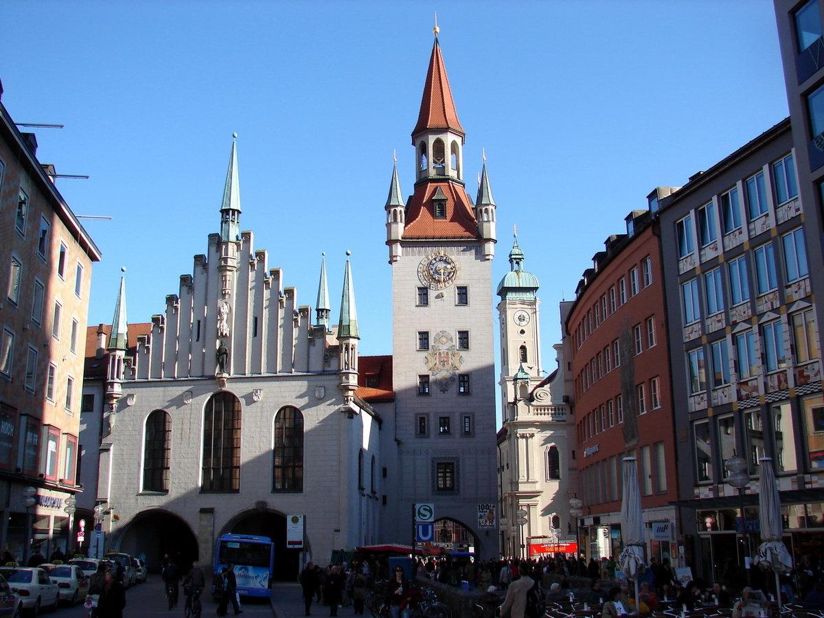 Мюнхен фото достопримечательности отзывы