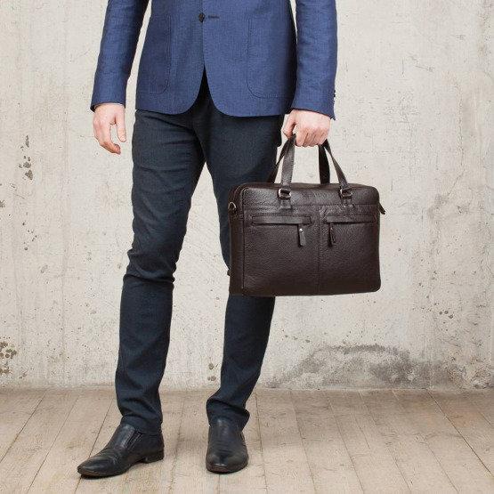 839051b2ddad Стильная и удобная сумка, которая обязательно станет одним из приоритетных аксессуаров  любого делового мужчины.