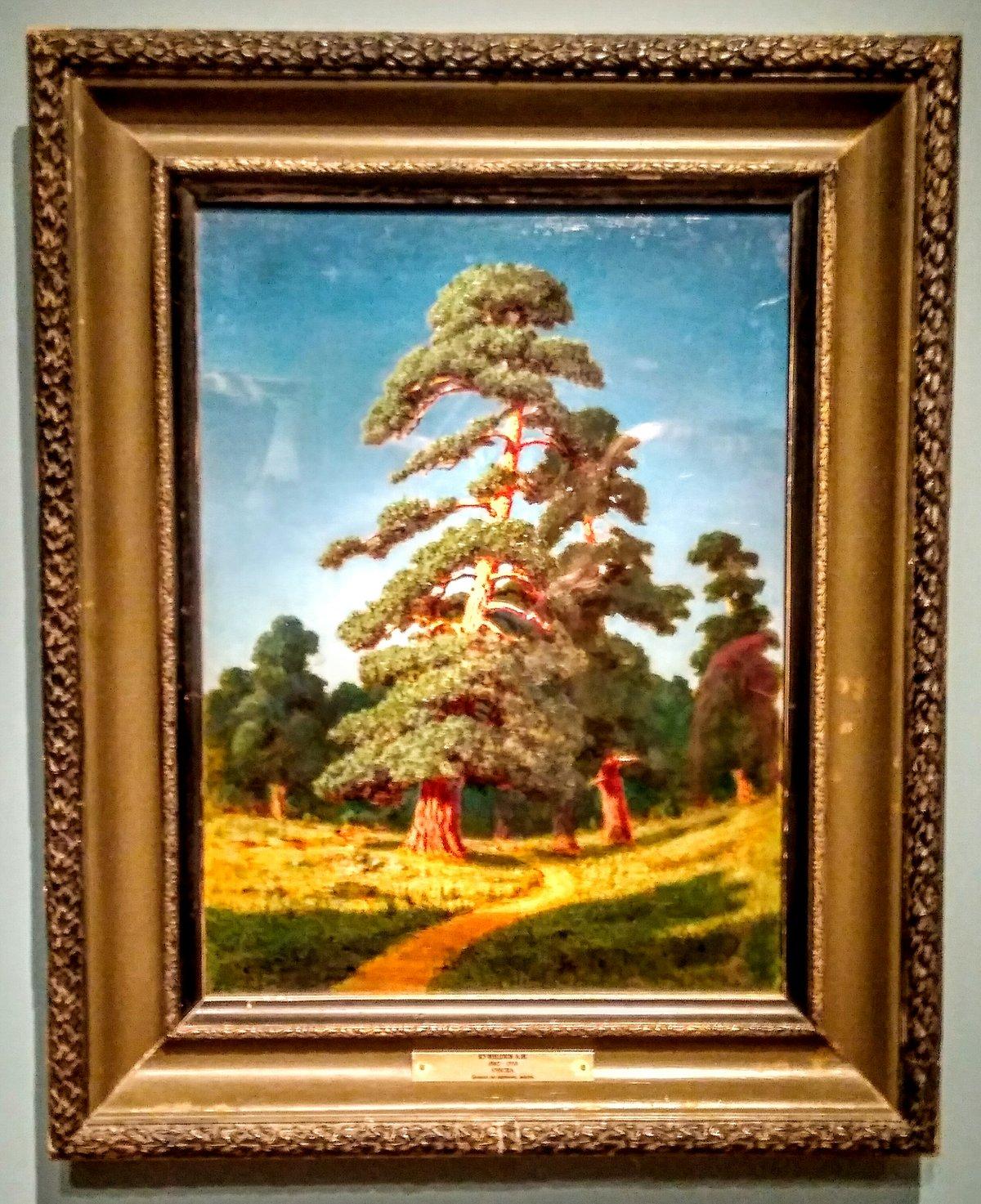 поиске третьяковская галерея картины фото одинокие сосны отдых горах обязательно