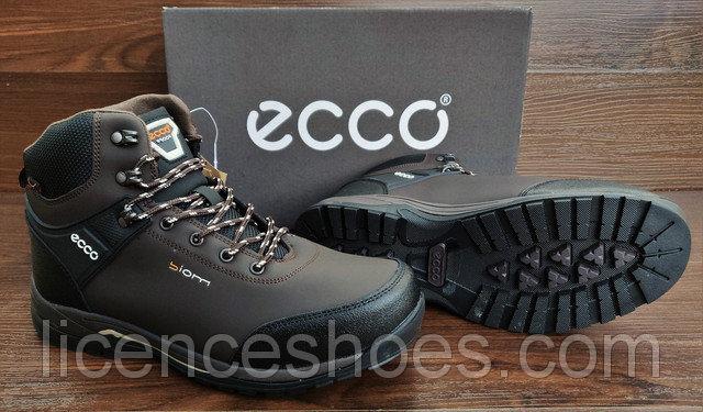 Кроссовки зимние Ecco N303 мужские. Интернет-магазин. Распродажи и скидки  обуви экко Купить 5de0c3ac84b