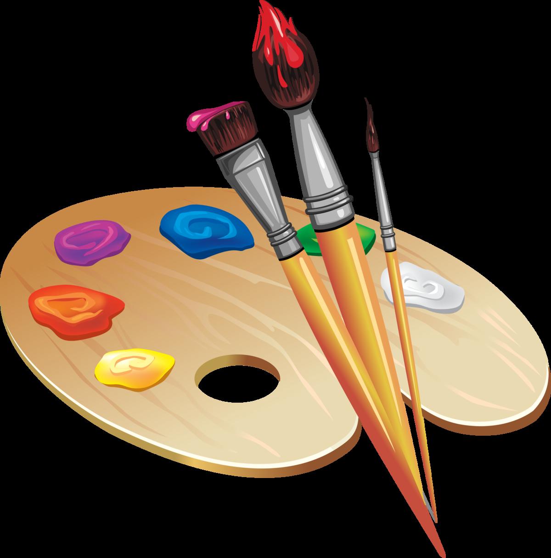 кисти для рисования картинок
