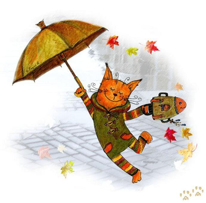 Ноябрь прикольные картинки с котами