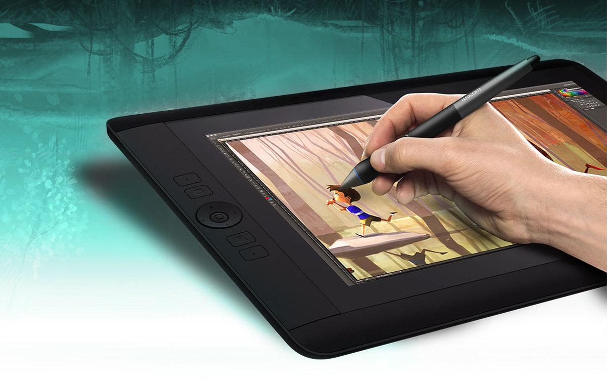 картинки рисунки на планшете большому удивлению