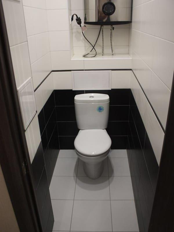 туалет в квартире дизайн фото 5
