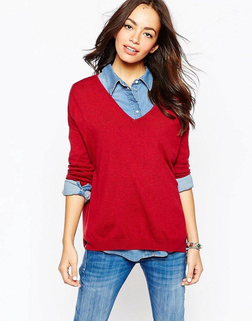 вербена как смотрится рубашка со свитером фото смотреть гарантированно защитить