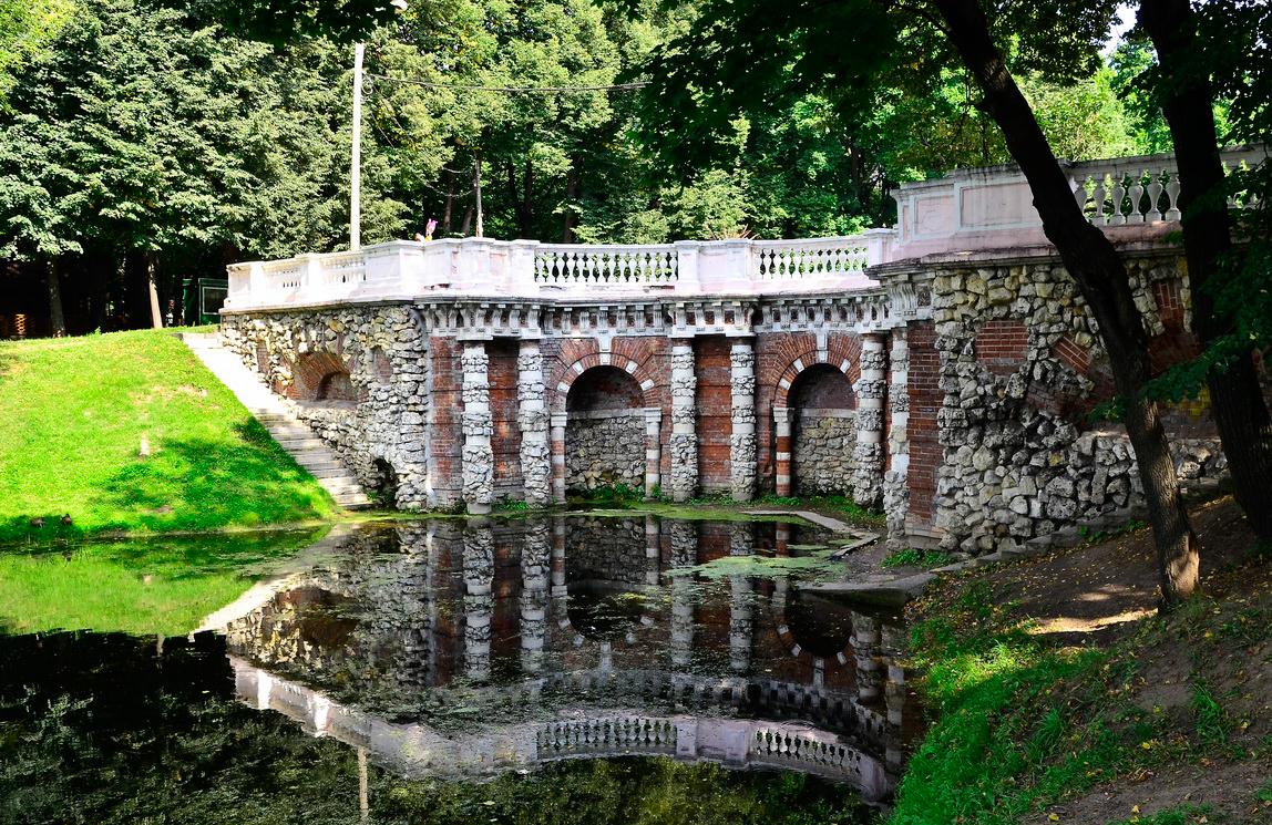 Парк лефортово фото