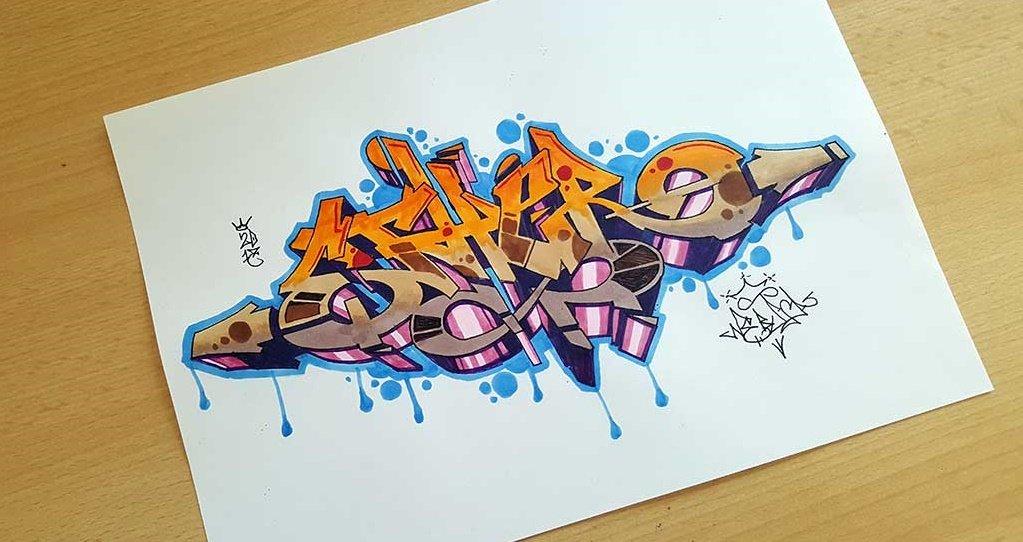 общаемся граффити на бумаге карандашом фото картинки цветов могут иметь