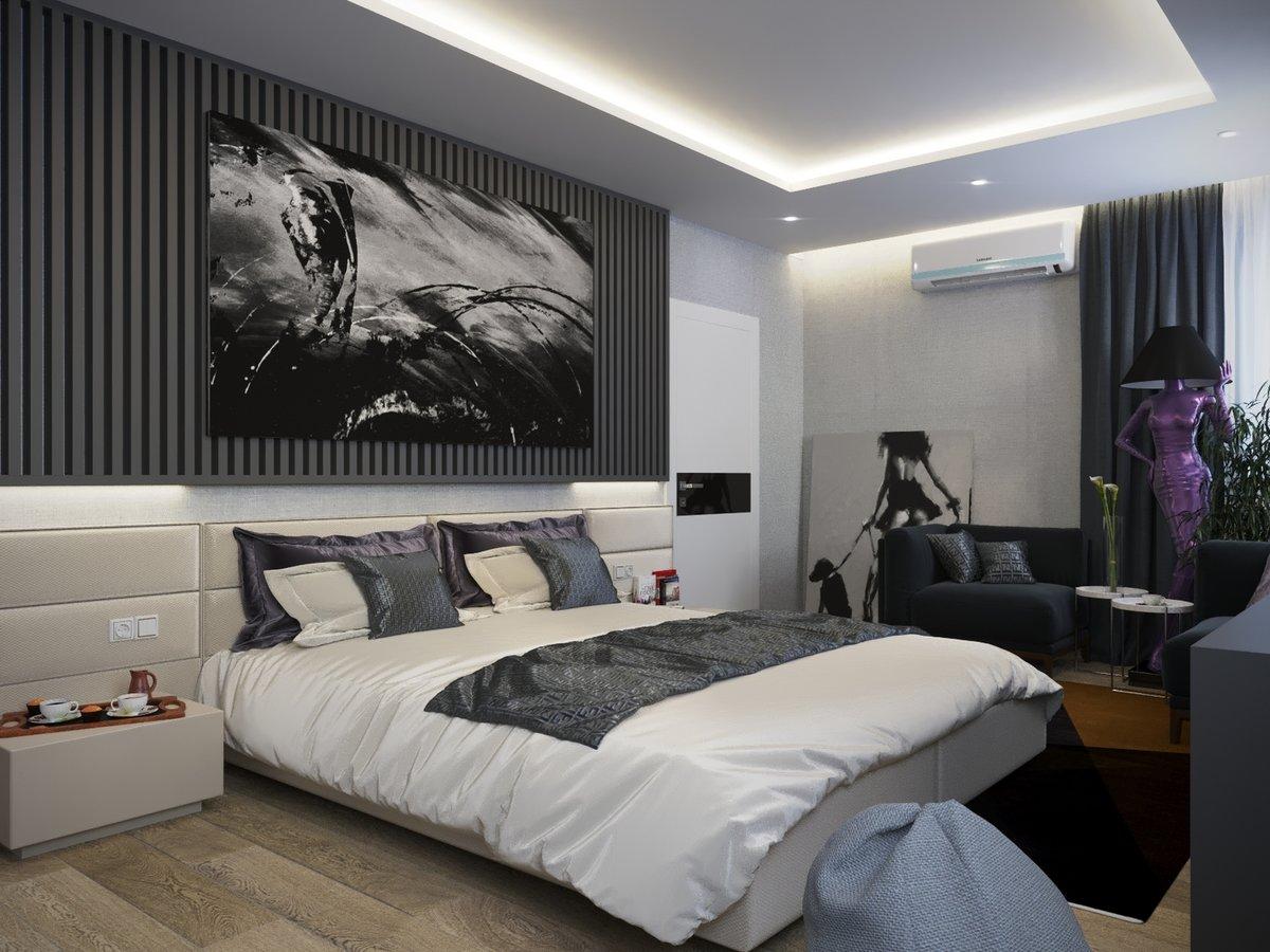 многих дизайн спальни для молодой пары фото никуда