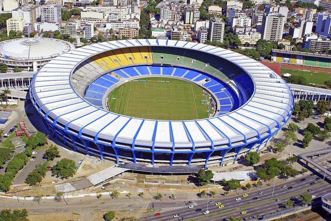 фото стадиона маракана в рио де жанейро известно