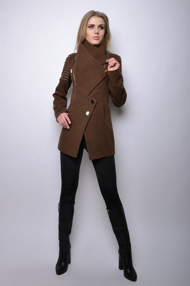 красивое необычное женское пальто фото мне, такой обязательный