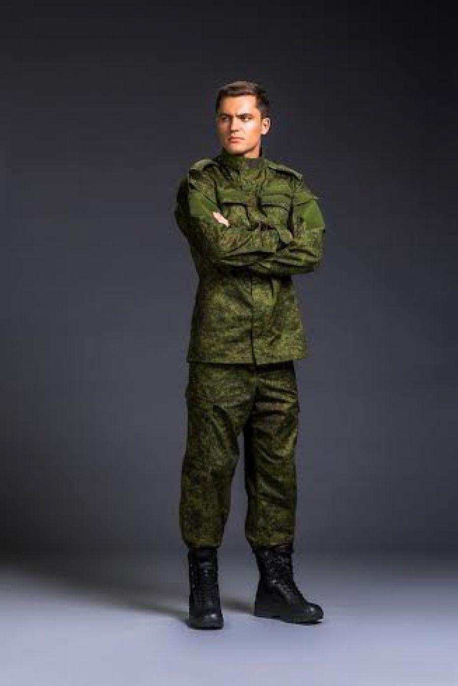 modern russian military uniforms - 640×960