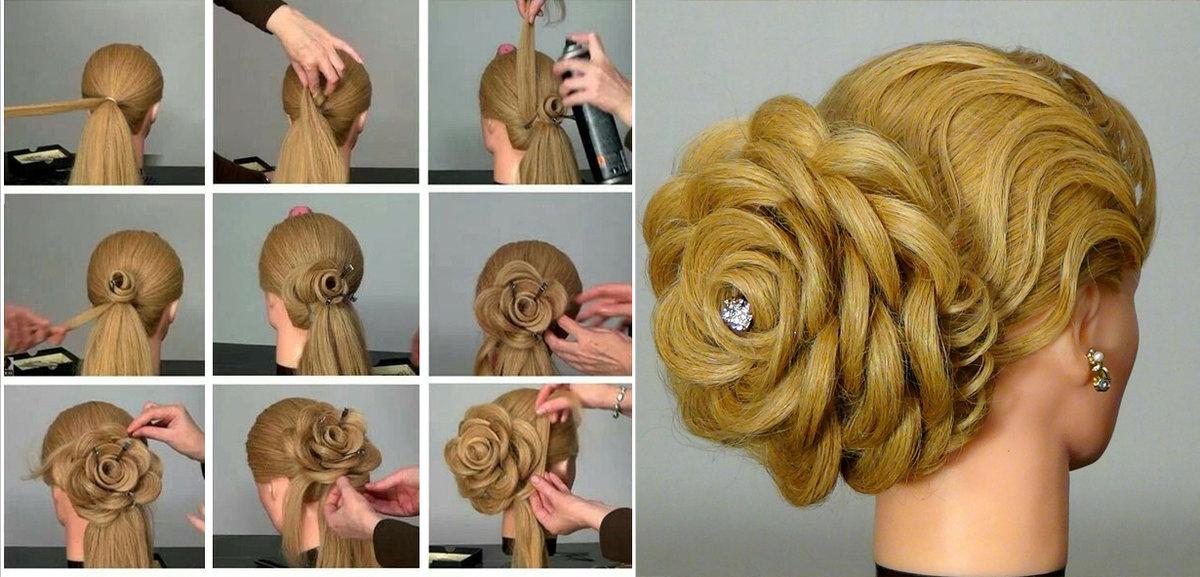 Например, взбрызнуть блестящим лаком для волос или украсить роскошной заколкой.