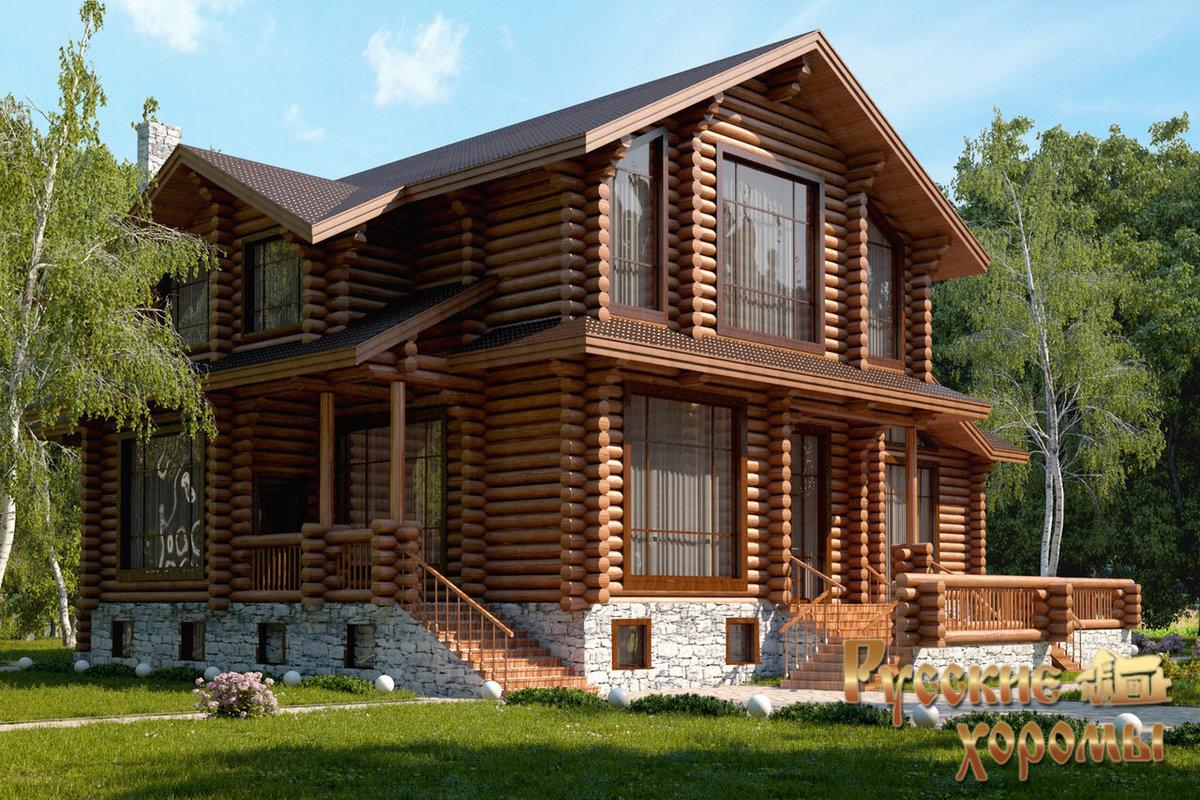 деревянные дома из бревна фото проекты пермь снотворное, помогает