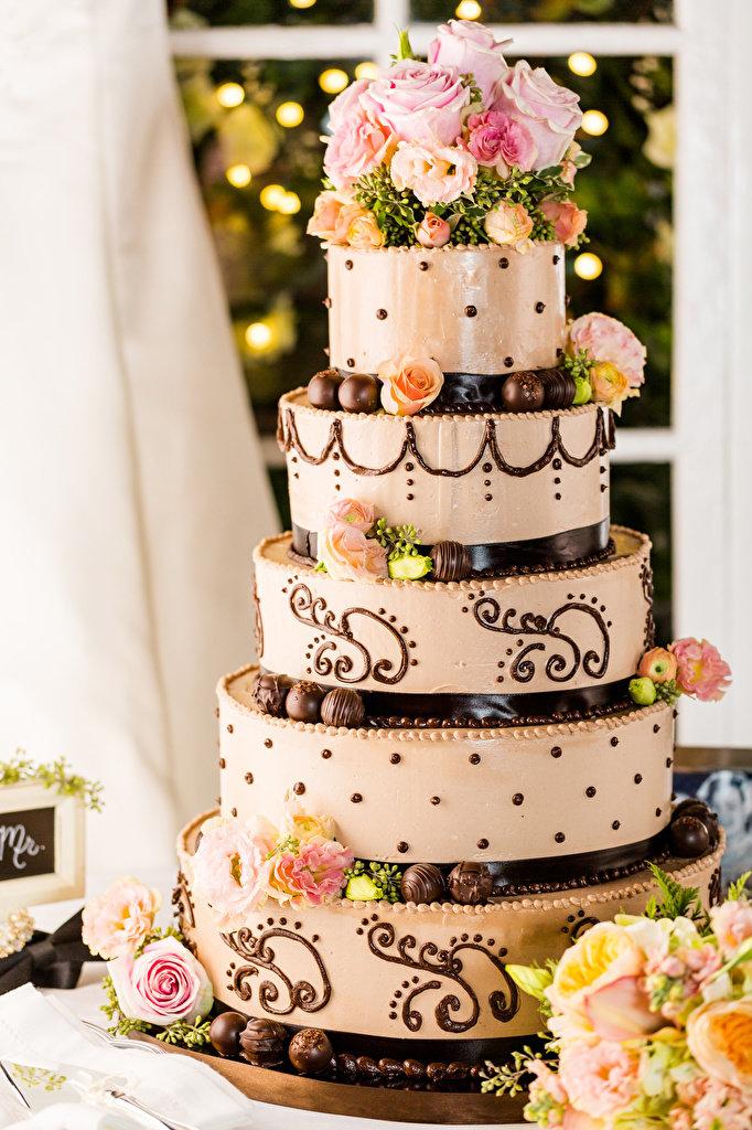 как разместить картинку на торте