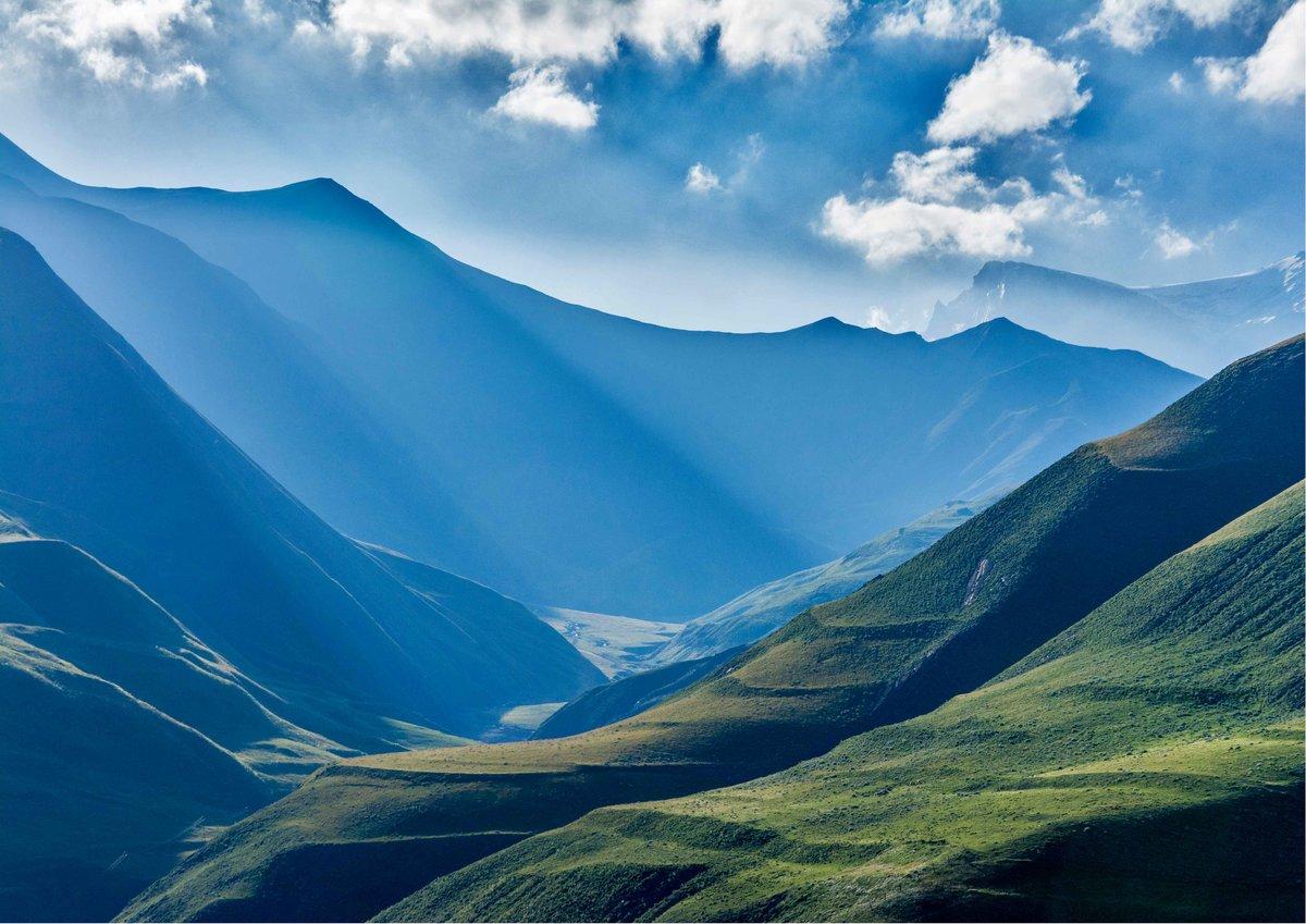 картинка с природой азербайджана пэйном