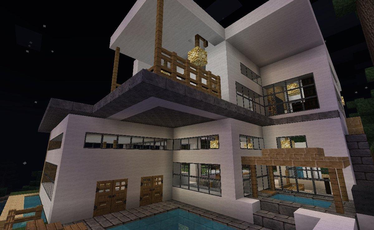 Смотреть картинки крутых домов в майнкрафте