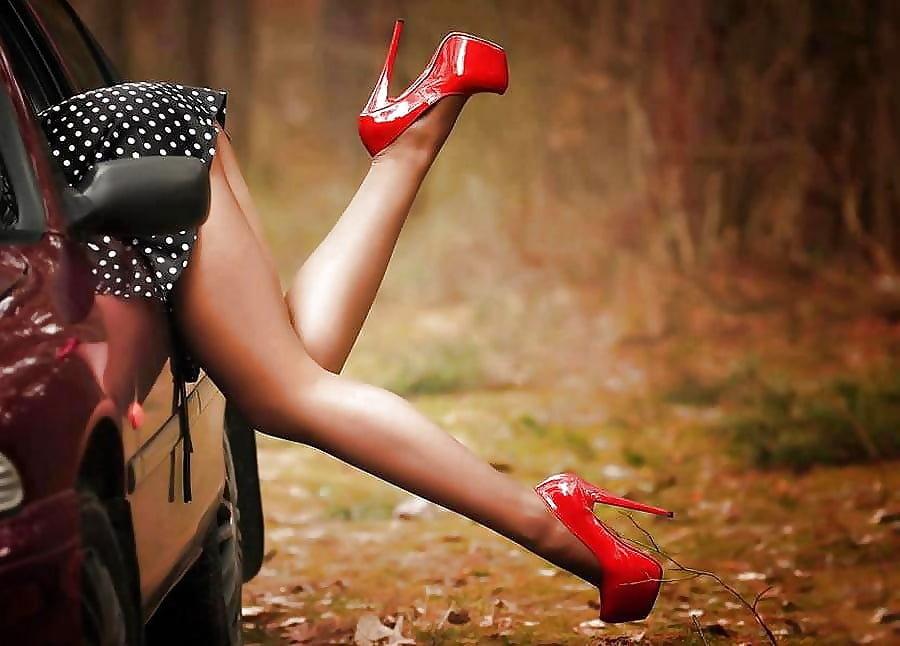 Прикольные картинки женские ножки
