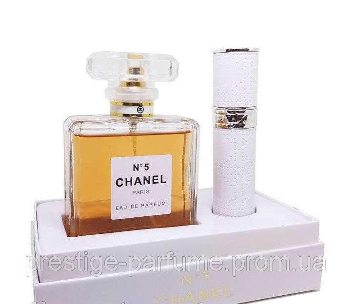 fb4c69507fe0 Набор парфюма Chanel из 5 ароматов. Обзор подарочного набора Шанель 5 в 1 (  )