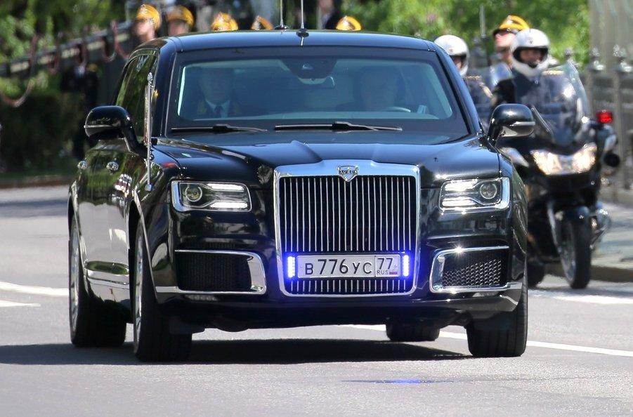 Автомобиль Путина сможет купить любой россиянин